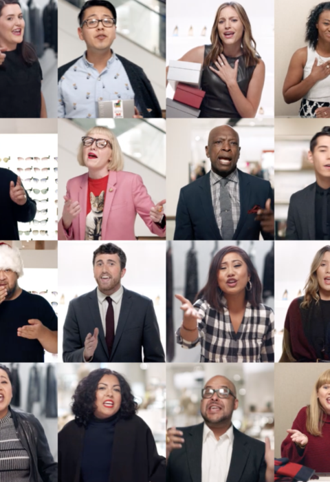 Thank You. Love, Nordstrom | Holiday 2016